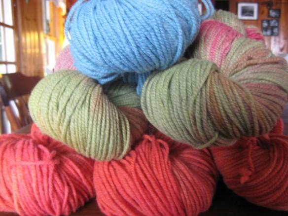 Seacolors Yarn