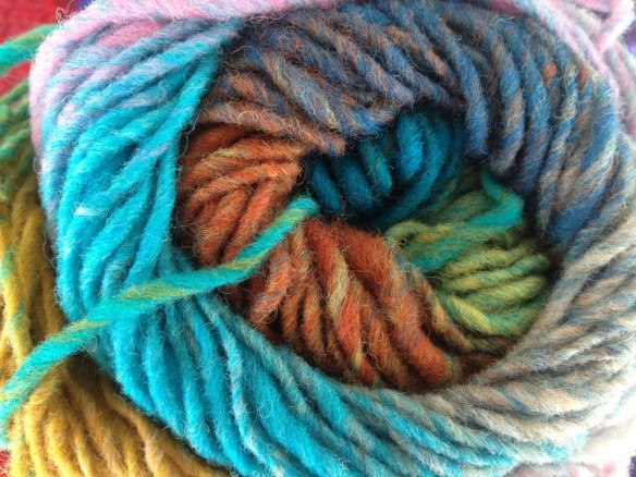 Noro Kureyon Color # 284 Lot B