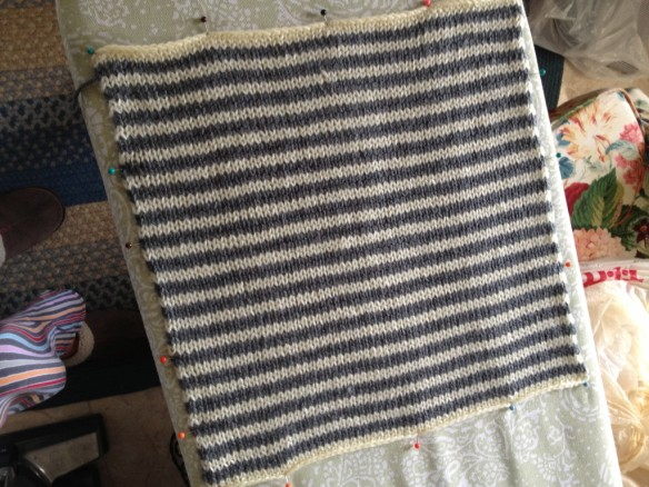 12x12 inch blanket square