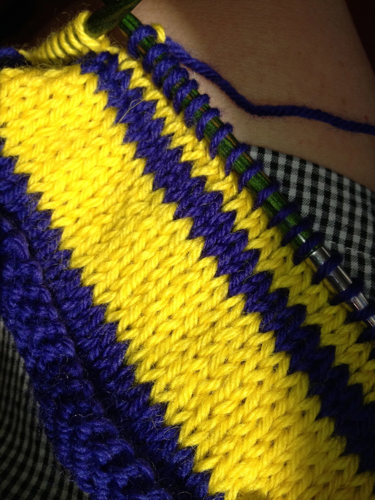 One Year Later Scarf