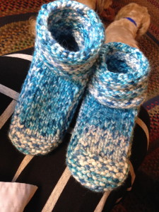 Children's Mukluk Slippers