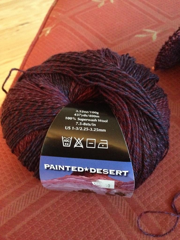 Christmas Yarn - Painted Desert