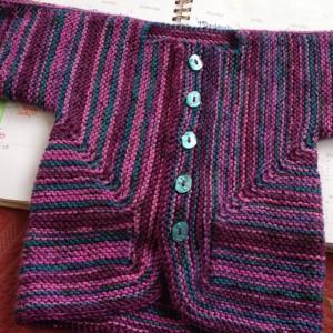 Elizabeth Zimmerman's Baby Surprise Jacket