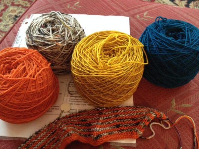 Yarn Choices 1-4